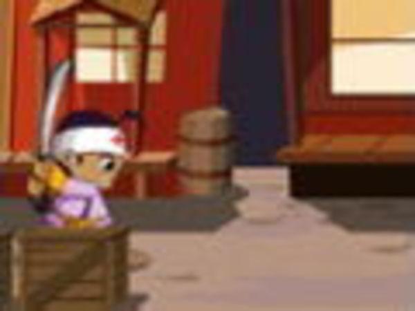 Bild zu Action-Spiel 3 Foot Ninja
