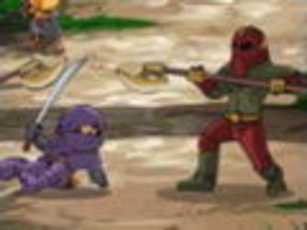 Bild zu Action-Spiel 3 Foot Ninja 2