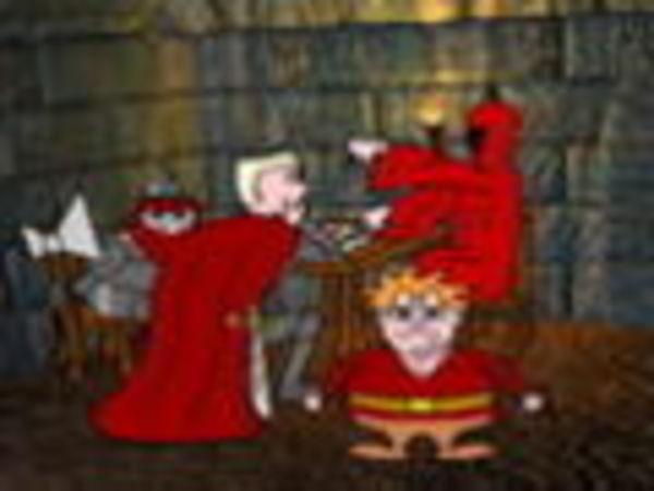 Bild zu Top-Spiel Adventures of Roderick