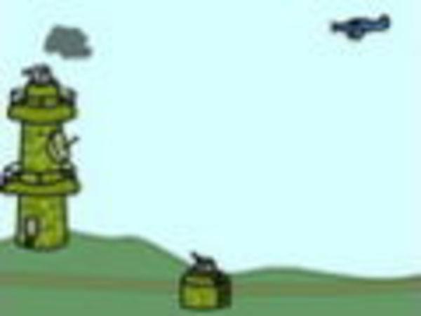 Bild zu Strategie-Spiel Air Defence 3