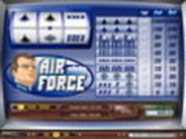 Bild zu Casino-Spiel Air Force Slots