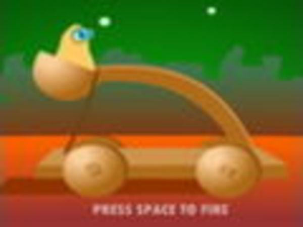 Bild zu Geschick-Spiel Alien Bounce