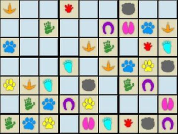 Bild zu Denken-Spiel Animal Sudoku