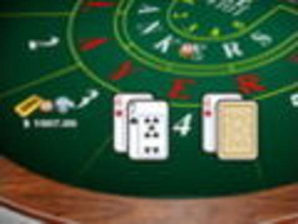 Bild zu Casino-Spiel Baccara