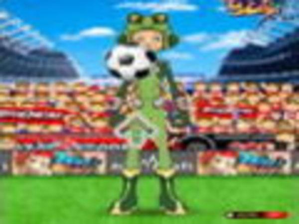 Bild zu Sport-Spiel Ball Lifting