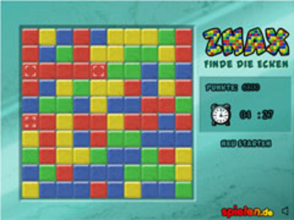 Bild zu Highscore-Spiel Znax Highscore