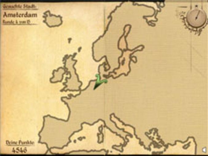 Geo-Quiz Europa