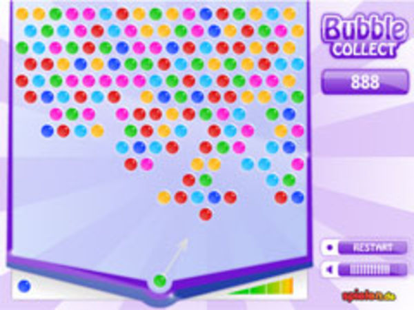 Bild zu Highscore-Spiel Bubble Collect Highscore