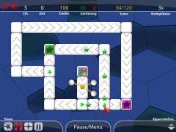 Bild zu Highscore-Spiel Diamond Factory