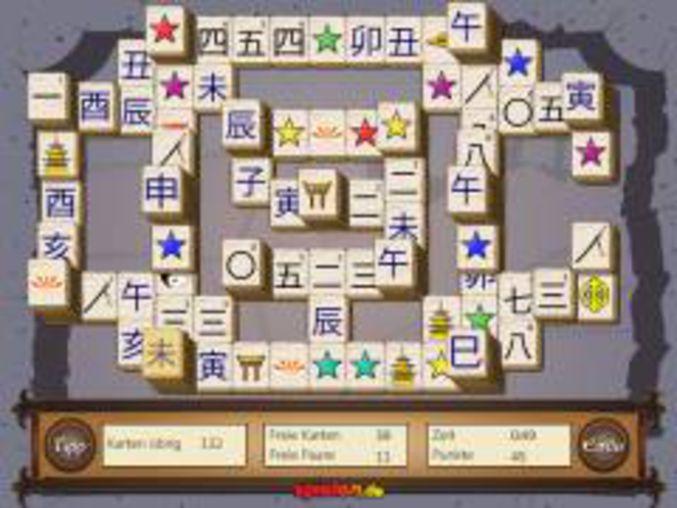 Mahjong-Solitaire
