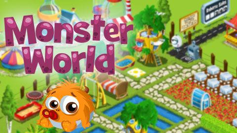 Spiele jetzt kostenlos das Simulation-Spiel Monster World