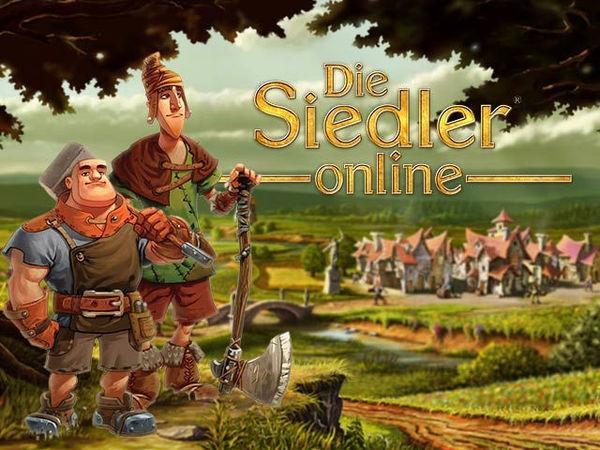 Bild zu Simulation-Spiel Die Siedler Online