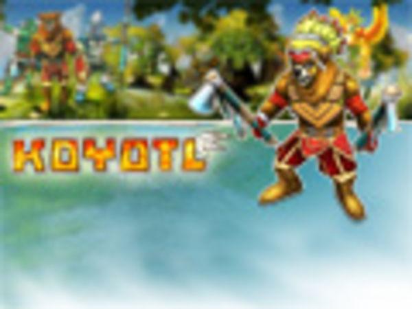 Bild zu Action-Spiel Koyotl