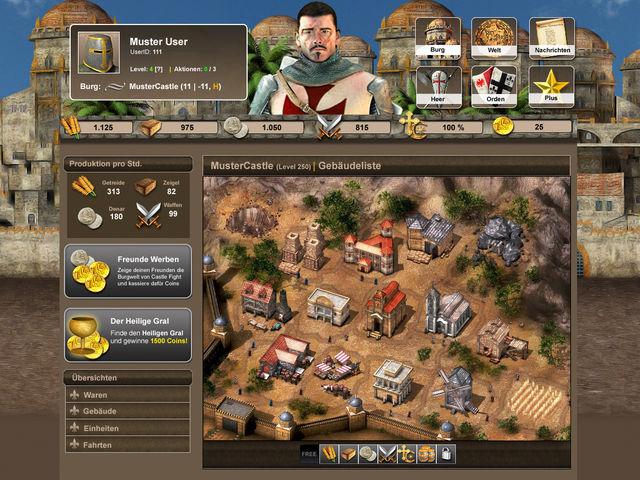 Castle Fight Screenshot 1