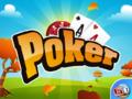 Gesellschaft-Spiel Poker spielen