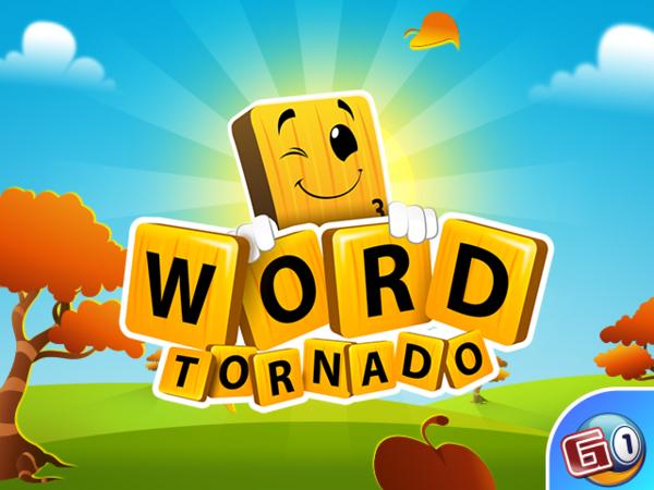 Bild zu Alle-Spiel WordTornado