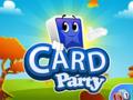 Gesellschaft-Spiel CardParty spielen
