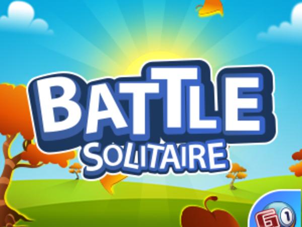 Bild zu Gesellschaft-Spiel Battle-Solitaire