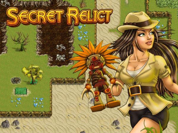 Bild zu Rollenspiele-Spiel Secret Relict