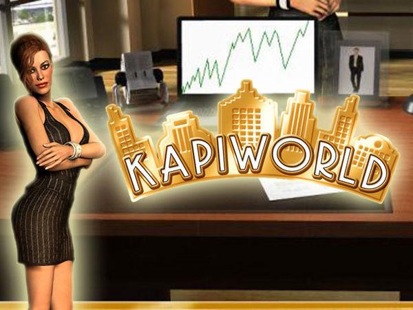 Bild zu Simulation-Spiel Kapi World