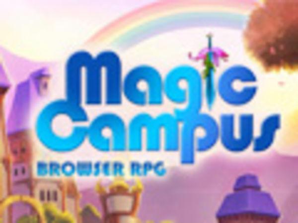 Bild zu Rollenspiele-Spiel Magic Campus