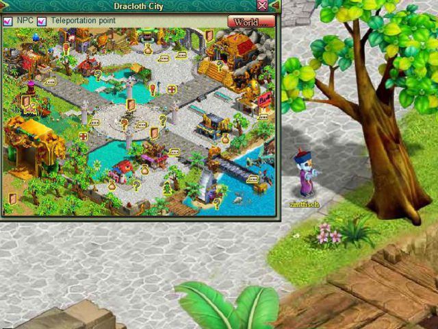 Magic Campus Screenshot 1