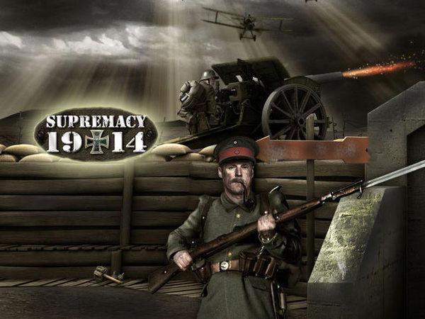 Bild zu Strategie-Spiel Supremacy 1914
