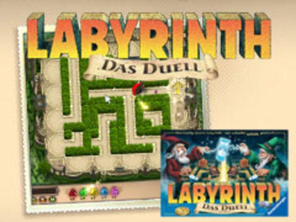 Bild zu Gesellschaft-Spiel Ravensburger Labyrinth