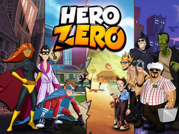 Bild zu Rollenspiele-Spiel Hero Zero
