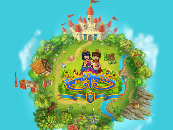 Bild zu Alle-Spiel Farm Kingdom