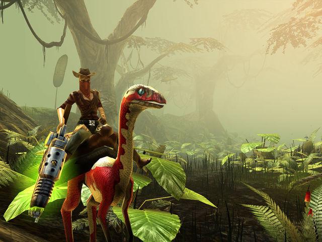 Dino Storm Screenshot 1