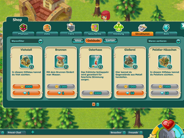 Farm Kingdom Screenshot 1