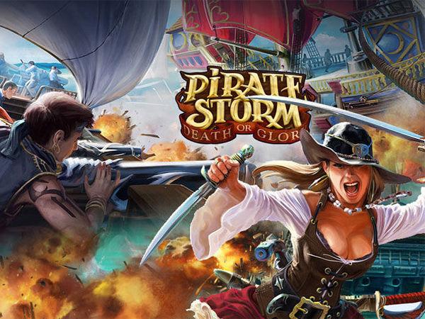 Bild zu Action-Spiel Pirate Storm