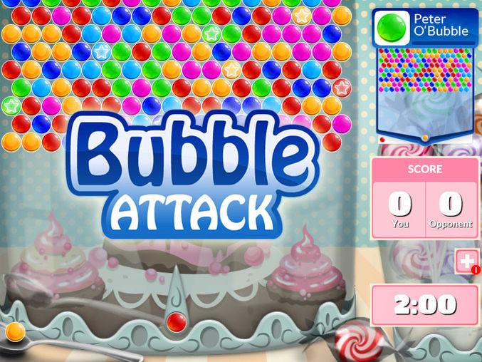 Bubble Attack