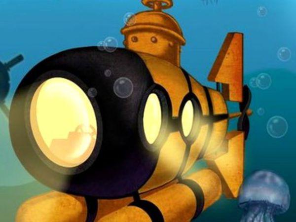 Bild zu Geschick-Spiel Bloomo Submarine