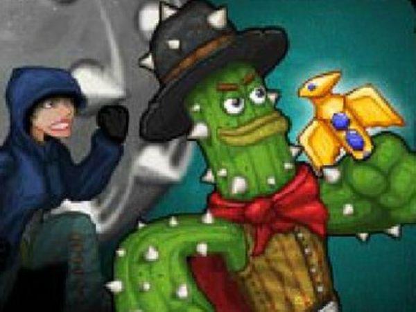 Bild zu Geschick-Spiel Cactus Mc Coy 2