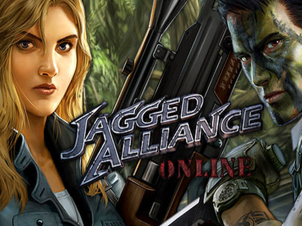 Bild zu Strategie-Spiel Jagged Alliance Online