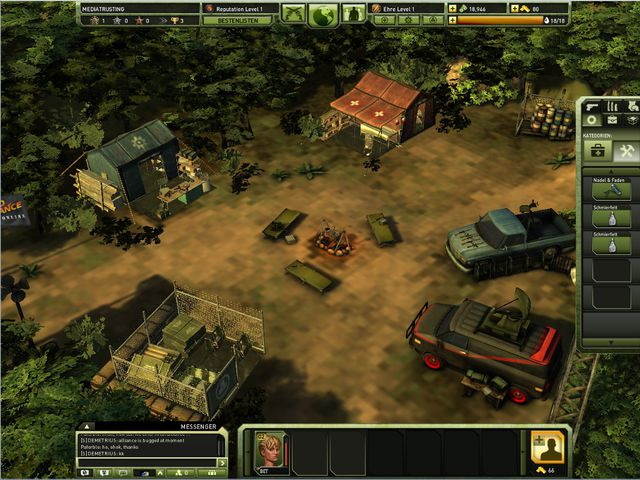 Jagged Alliance Online Screenshot 1