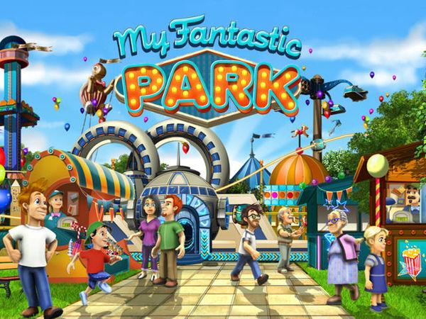 Bild zu Strategie-Spiel My Fantastic Park