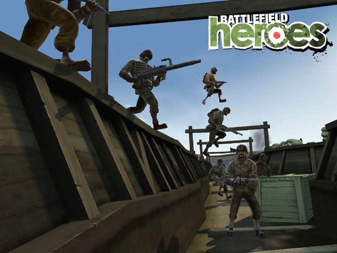 battlefield heroes anmelden