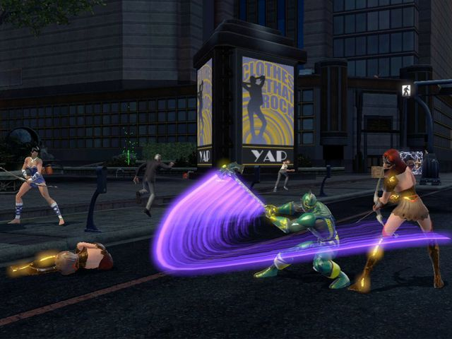 DC Universe Screenshot 1