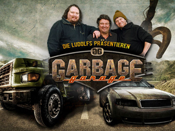 Bild zu Simulation-Spiel Garbage Garage