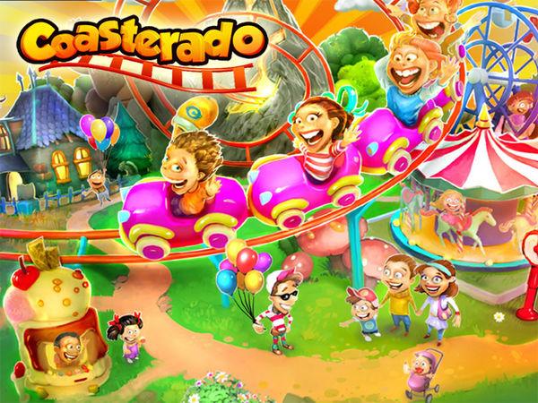 Bild zu Simulation-Spiel Coasterado