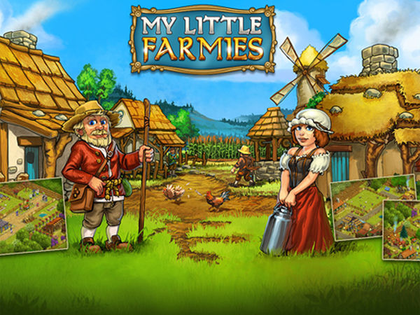 Bild zu Strategie-Spiel My Little Farmies