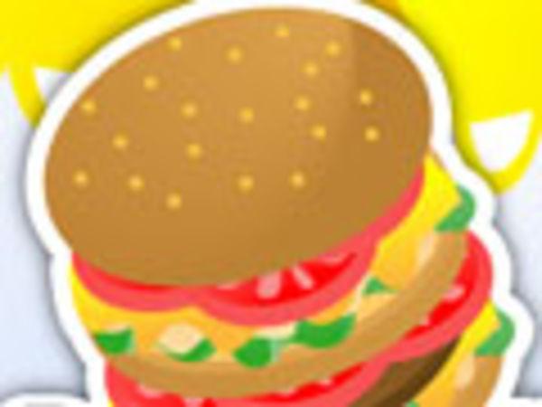Bild zu Action-Spiel Burger Mania
