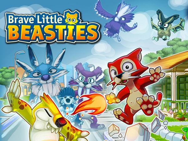 Bild zu Alle-Spiel Brave little Beasties