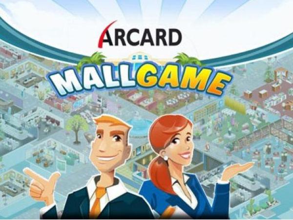 Bild zu Alle-Spiel Arcard Mall Game