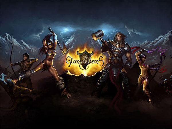 Bild zu Strategie-Spiel Glory Wars