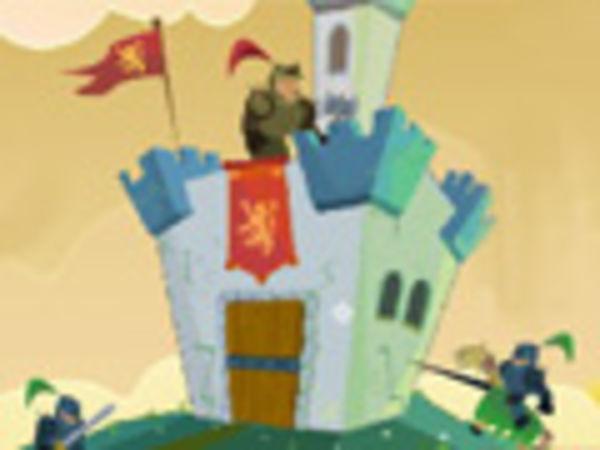 Bild zu Action-Spiel Amazing Knight