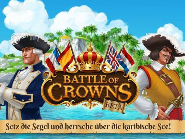 Bild zu Top-Spiel Battle of Crowns